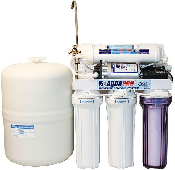 Aquapro Pro Reverse Osmosis 5 Stage Domestic Water