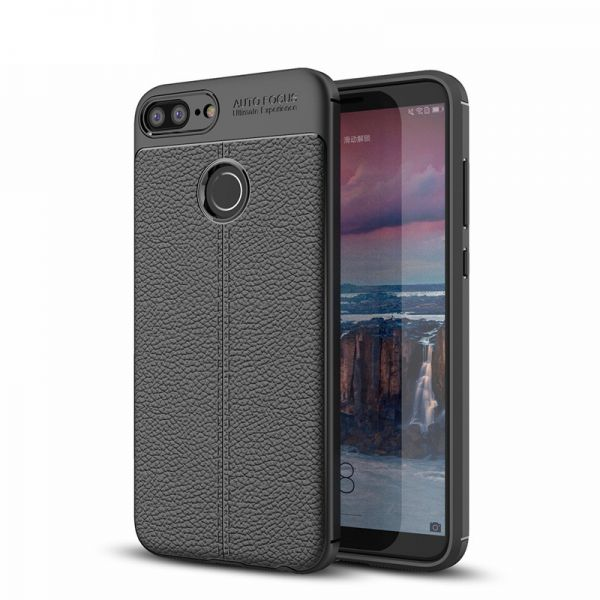 super popular bd102 a034b Back Case Auto focus TPU For Huawei Honor 7A / Y6 Prime 2018 - Black