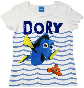 773273ee508c1 Character   Kids - Disney Finding Dory White Cotton T-shirt