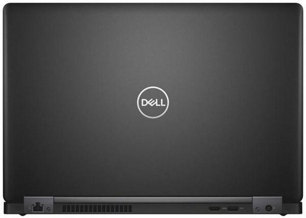 Dell Latitude 5590 Business Laptop - Intel Quad Core i5-8250U, 4GB, 500GB, 15,6 Inch, Intel Dual Band Wireless AC 8265, Smart Card Reader, Fingerprint, Ubuntu Linux 16.04, Black