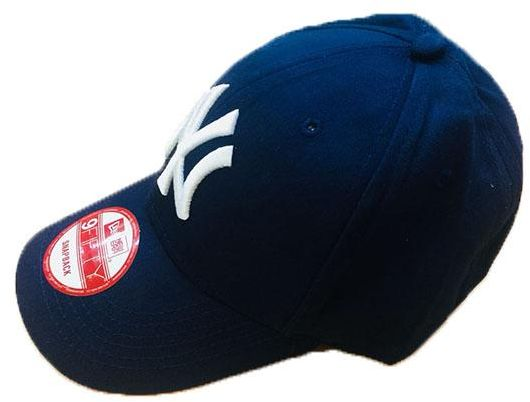 NY (NEW YORK) BASEBALL CAP NAVY BLUE Baseball   Snapback Hat For Unisex  412b47add1a