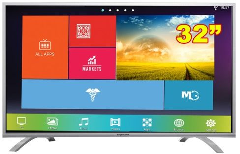 d0e7a1f28 Skyworth 32 Inch HD LED Smart TV - 32E200A | KSA | Souq