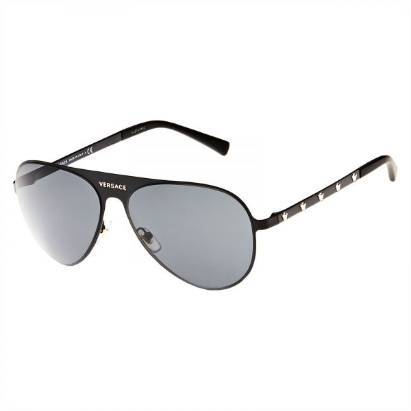 7fd8b7c51403 Versace Men s Square Sunglasses - 2189-142587- 59-14-140mm