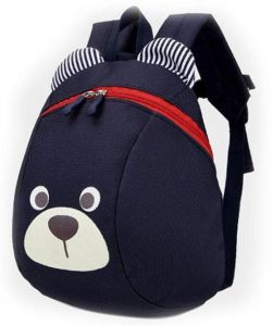 Cute Bear Small Toddler Backpack With Leash Children Kids Backpack Bag for Boy  Girl c52b0f906f80a