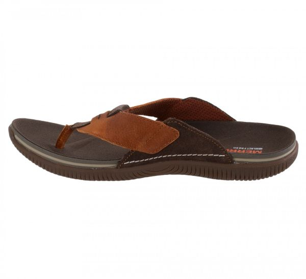 f9adbad4bccad Merrell Thong Slippers for Men - Brown Price in Saudi Arabia