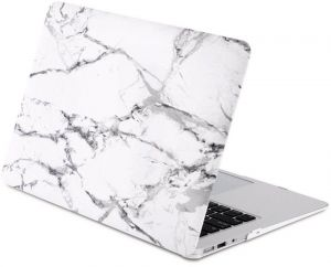 buy apple macbook air 13 inch multi color gradient hard shell case Mac Air vs Mac Pro soft touch hard plastic case cover full body protection for apple macbook air 13 13 3 inch models a1369 and a1466 marble color