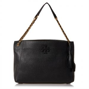 42f2ea1b62 Tory Burch McGraw Tote Bag for Women - Leather
