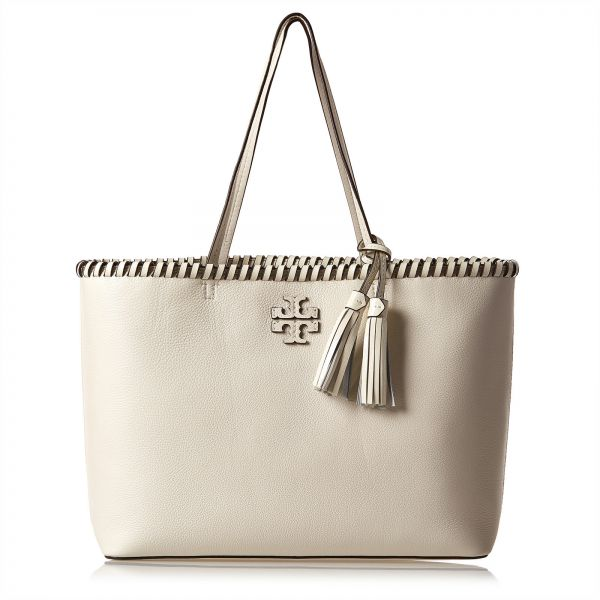 b083d1044ad Tory Burch Whipstitch Tote Bag for Women - Leather