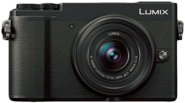 Pansonic LUMIX G DC-GX9K, 12-32mm, 20.3MP, Mirrorless Camera, Black