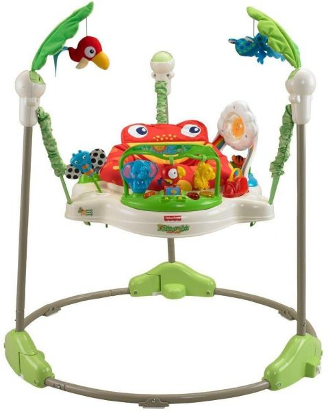 3595caaf9 Baby Walker and Jumper with Light and Music Jumperoo Baby Learning ...