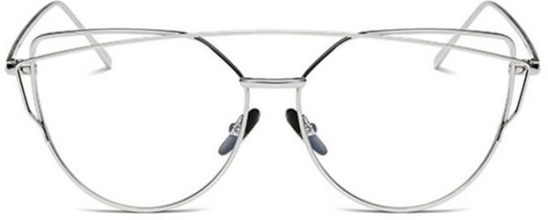 7e1c84768492 hindfiled clear lens cat eye glasses frame women plain eyeglass s01. by  Other