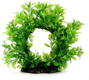 aquarium artificial lifelike underwater plastic plant decor aquatic fish tank decorations water grass