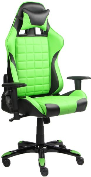 Racoor Video Gaming Chair Black And Green