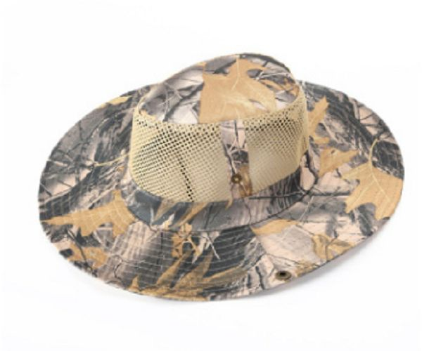 f5917c91b Camouflage Green Visor Hat For Unisex