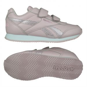 fe2f0550abb275 Reebok Clsssic Royal Cljog 2 2V Kids Sneaker for Girls
