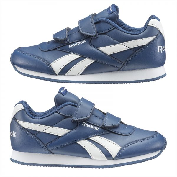 11fb433e66373 Reebok Classic Royal Cljog 2 2V Kids Sneaker for Boys