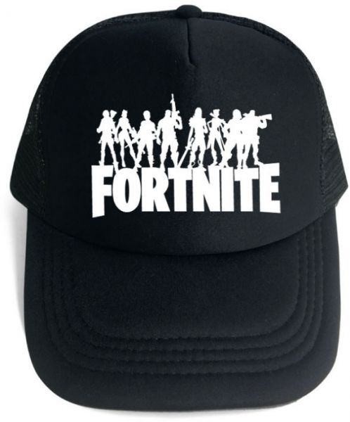 Black fortnite Baseball cap For Unisex  2df69477a72
