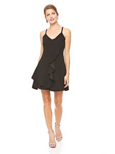 be42afc04a Bebe Solid A Line Dress for Women - Black