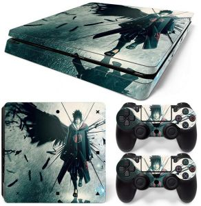 Ps4 Slim Sticker Console Decal Playstation 4 Controller Vinyl Skin Man Woman Sale Overall Discount 50-70% Faceplates, Decals & Stickers