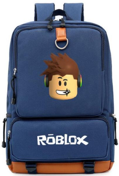 5be6e8cc49ce3c Roblox Game premium Laptop Travel work daily life Canvas Backpack