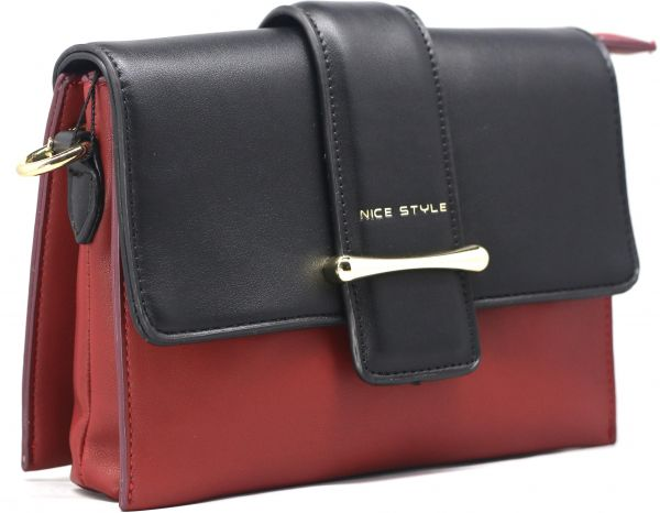 Nice Style Bag For Women Black Red Crossbody Bags