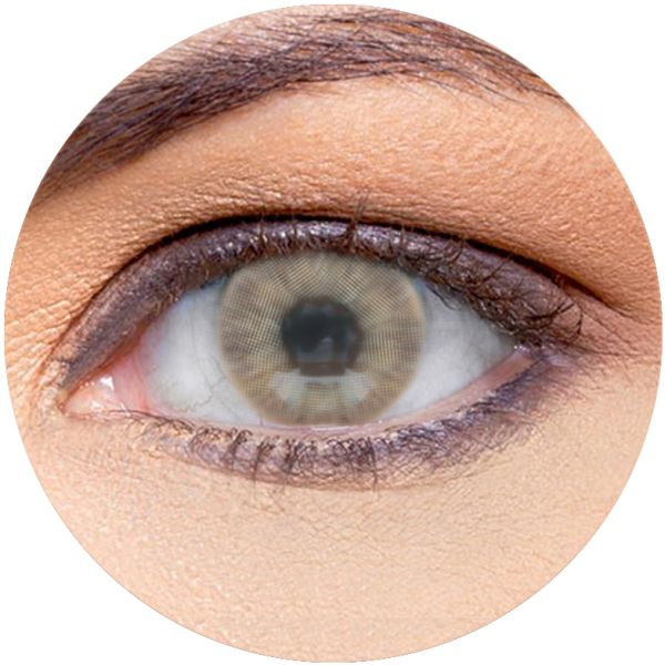 0efe937ec9d9 Anesthesia Anesthetic Tan Unisex Contact Lenses, Anesthesia Cosmetic ...