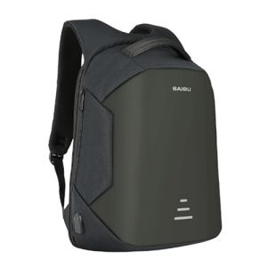 96be3de721ed Bag Backpack Anti-theft Waterproof 16 Inch Laptop External USB Charge
