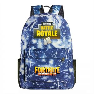 c8318f57e7f6e Fortnite Game Fortress Night Lights Backpack Men and Women Backpack Youth  Campus Backpack
