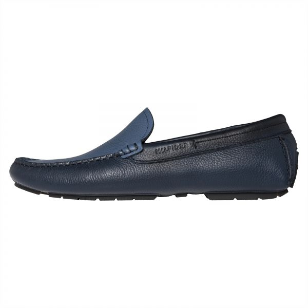 f270cf4aa Tommy Hilfiger Loafers   Moccasian Shoes for Men - Blue