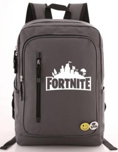 Game Fortnite Series high end quality canvas backpack Multifunctional  fashion cool Laptop Travel hiking canvas Backpack high college School  Bookbag c443317de3207