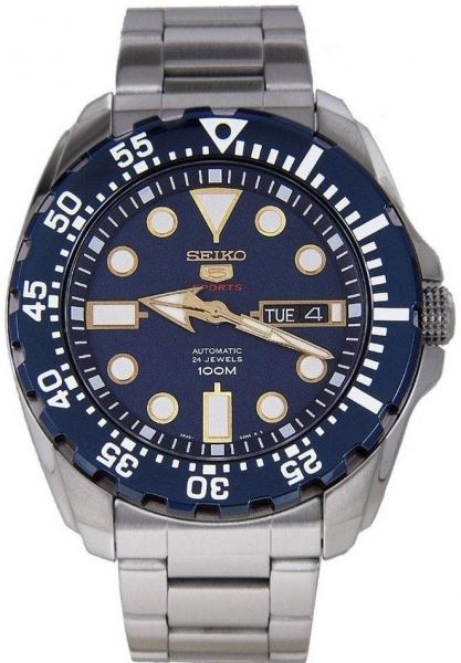 8988d139812 Seiko Casual Watch For Men Analog Metal - SRP605K1
