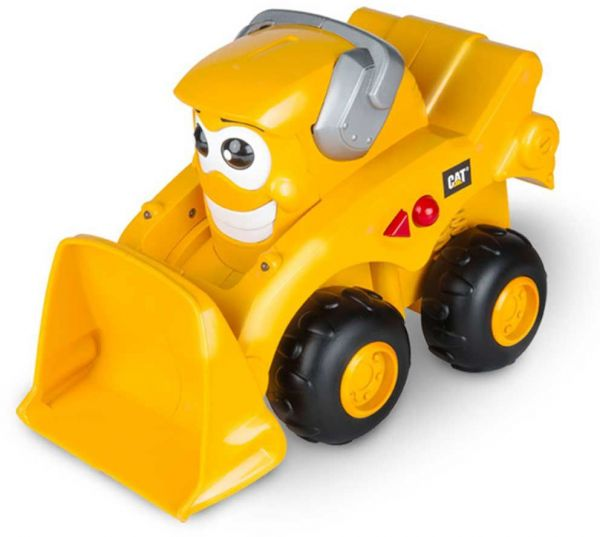 CAT Mighty Marcus Truck for Boys, Ages 3 Years and Above - 80551