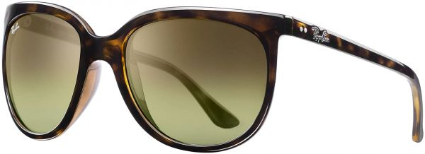 Ray-Ban Unisex Square Sunglasses - RB4126 710/A657 - 57-19-140 mm