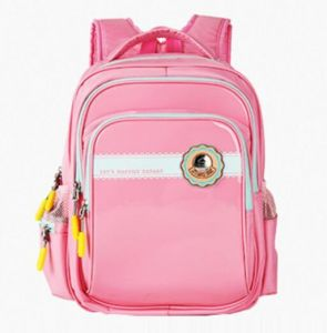 09cd317940bf9 Korean style high-end backpack Burden Reduction schoolbag shuoulder bag  designed for Primary and Secondary cartoon children