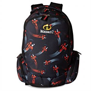 533bdb8d1154 The Incredibles School Backpack for Boys - Black