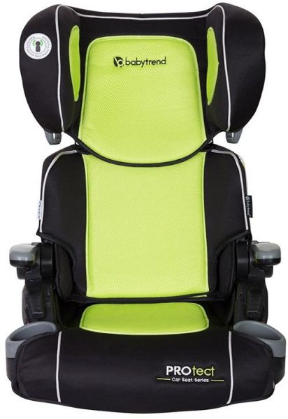 Baby Trend 2 In 1 Protect Series Yumi Folding Booster Car Seat
