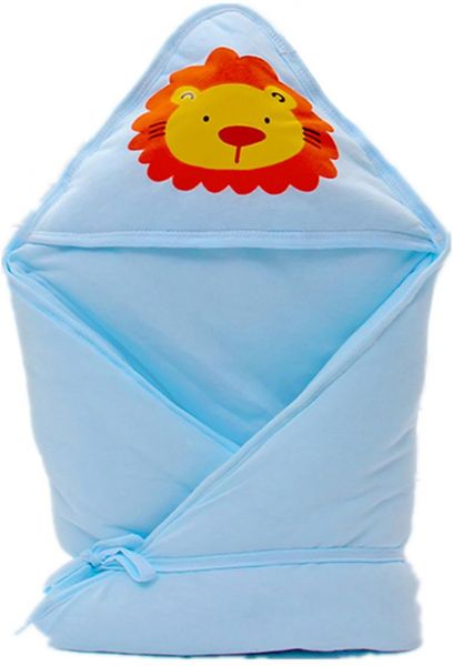 Souq Baby Quilt Wrap Swaddle Blanket Sleeping Bag Soft Useful