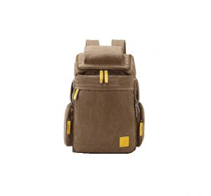 bbabc7be59 Men s Travel mountaineering bag Canvas Durable Outdoor Hiking Portable  Backpack
