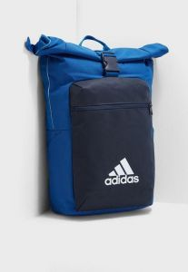 f0c0c0bd30 ADIDAS Athletic Core Backpack blue and black