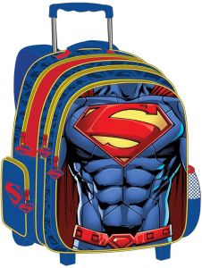 68a9eca2eb Marvel Super Man - Trolley Bag 18 inch