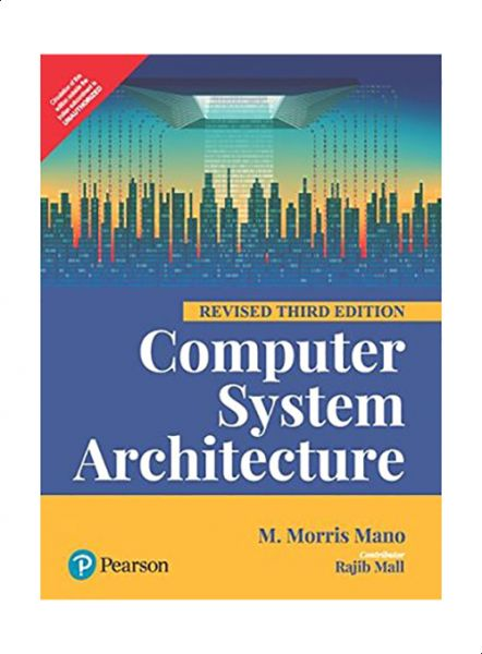 Computer System Architecture Book