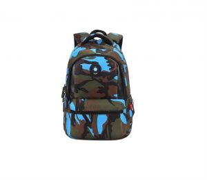 Fashion Camouflage Kid School Bag Travel Backpack Bags For Cool Boy And Girl bc93ac9c0c8df