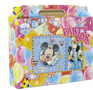 Mickey Mouse Birthday Party Decoration 16 Items 90 Pieces Supplies