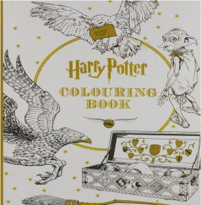 Other Harry Potter Colour Book Multi Color