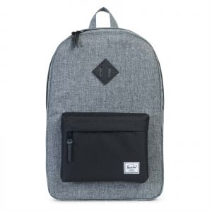 73b4b7b11e Herschel 10007-01132-OS Heritage Unisex Fashion Backpack - Grey