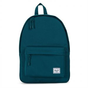 Herschel 10500-02108-OS Classic Unisex Casual Daypacks Backpack - Deep Teal 7ce162fbef