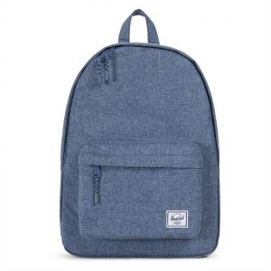 ee0fbc482f2 Herschel 10500-01570-OS Classic Unisex Casual Daypacks Backpack - Dark  Chambray Crosshatch