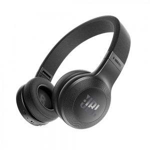 JBL Harman E45BT On-Ear wired/Wireless Bluetooth Headphones Headset, Up to 16-hour battery life, comfort-fit Fabric Headband, in a sleek, with signature ...