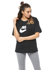 competitive price 02ca1 2fdd6 Nike Sportswear Essential Short Sleeve T-Shirt for Women