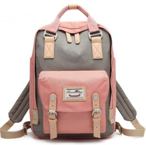 f5941e8336d3 Leisure College teenage backpacks for girl Waterproof Backpack Travel Bag  Women Large Capacity Student backpack Bags For Girls